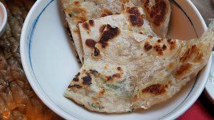 Suyuan spring onion pancake